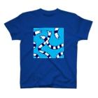 たまご食パンのへびへび T-shirts