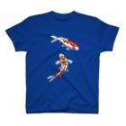 夏のどんぶり(ドンブリ) ブラザーズ【ドンブラ】の錦鯉 T-shirts