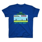CuiのLET'S PLAY GAME!! T-shirts
