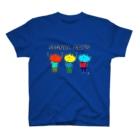 なで肩うさぎの美香堂のSIGNAL CAT'S T-shirts