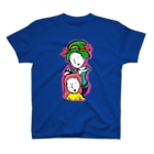 Oedo CollectionのBeautician Girl/濃色Tシャツ T-shirts