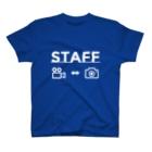 8garage SUZURI SHOPの撮影スタッフ T-Shirt