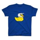 塩珈琲屋のエンデューロアヒル(無地) T-shirts