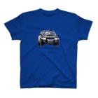 marsの1995年スバルインプレッサ555 GroupA T-shirts