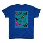中島重工の蝶十羽 T-shirts