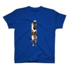 猫沢太陽のフライング・ミケ T-shirts