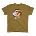 KOAKKUMAandAKKUMAのおつカレー T-shirts