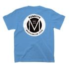 ゲキレイショーオンラインショップのMONOLITH(モノリス)グッズ T-shirtsの裏面