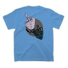 派菜/花田のvalhalla(ゼブラ) T-shirtsの裏面