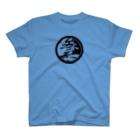 〇参壱吾-さんいちご-の〇参壱吾(黒柄中) T-shirts