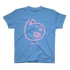 BAMI SHOPのにっこりボンくん(ピンク) T-shirts