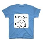おばけストアのとけおばけステッカー T-shirts