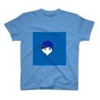 まなと@マナティ🗿🗿🗿の青T T-shirts