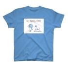 ひつじのあゆみの独り占め(透過なし) T-shirts