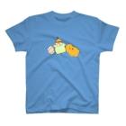 hoisa-hoisaの寝るべ T-shirts