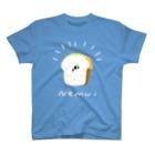 YURUYURUDAYS.のパンだってねむい T-shirts
