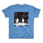 KeePeaceのクールなペンギン T-shirts