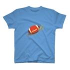 スペックスフットボールのザ・カトラス T-shirts