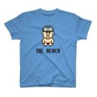カットボスのカットボス - ビーチ T-shirts