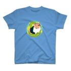 Lichtmuhleのキウイとモルモット T-shirts