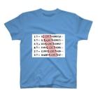 つきタンの1/7 T-shirts