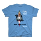 AQ-BECKの★オタスケ・エフェクター ROCET OYAJI★ T-shirts
