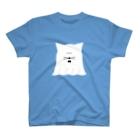 gyunyuyaのおばけのネコちゃん T-shirts