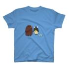 ぺけ丸のコウテイペンギンの赤ちゃん  T-shirts