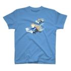 oba:obaのトビイカサーフィン T-Shirt