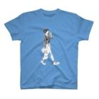 吊のラッパ飲みっ子 T-shirts