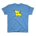 akane_artのゆるチワワ(イエロー) T-shirts