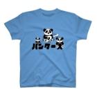 B-3のパンダースグッズ T-shirts