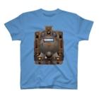 トロ箱戦隊本部の乗り物変身!(SL) T-Shirt