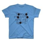 東京ポテトサラダボーイズ公式ショップの東京ポテトサラダボーイズ公式ネオクラシックロゴ T-shirts