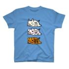 家畜とその他の三元豚 T-shirts