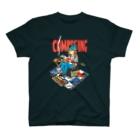 ヨシサコツバサのCOMPOSING T-shirts