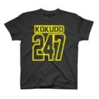 クロート・クリエイションのコクドー247 T-shirts