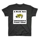 tomyam_myのcametoraさん T-shirts