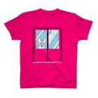 team.M.Yasuhoのおでかけサーバル T-shirts