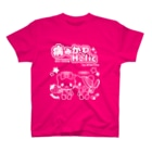 Meltrium*の病みホリ猫熊ロゴ T-shirts