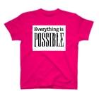 princessbitchのポジティブ T-Shirt