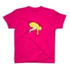 福豆のヨガ(よっこいしょ) T-shirts