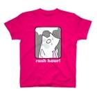 yodomiのクビキツネくん・ラッシュアワー! T-shirts