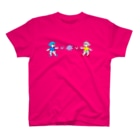 bootnoonのざらめちゃん(ばちばちっ) T-shirts