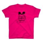 SUNWARD-1988の意識の高いゆるボブ ver.2 T-shirts
