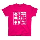 エナメルストア SUZURI店のマエバサンプラモ T-shirts