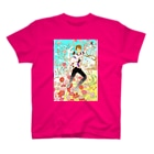 ヒロシの結弦浮世絵 T-shirts