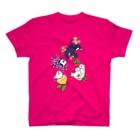 恋するシロクマ公式のTシャツ(フルーツ) T-shirts