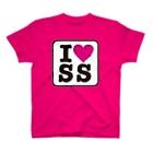 まちゅ屋のI Love S S T-shirts