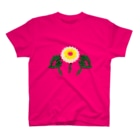 nano kantaの蓮 T-shirts